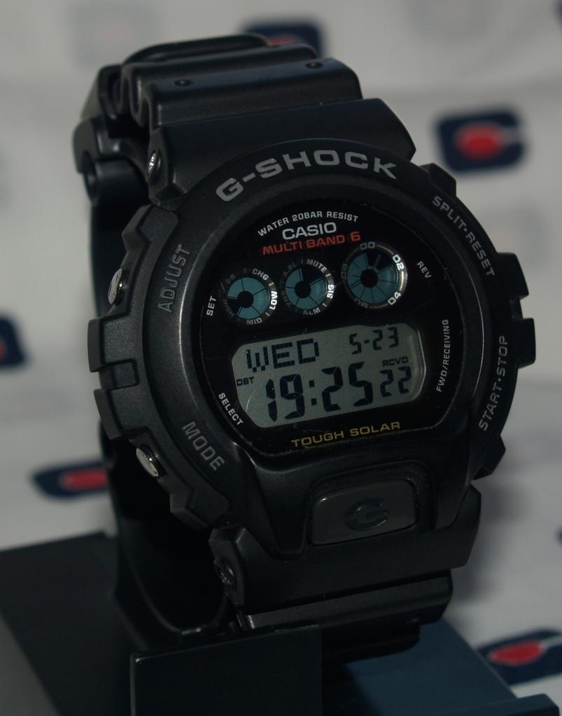 Review Casio GW6900