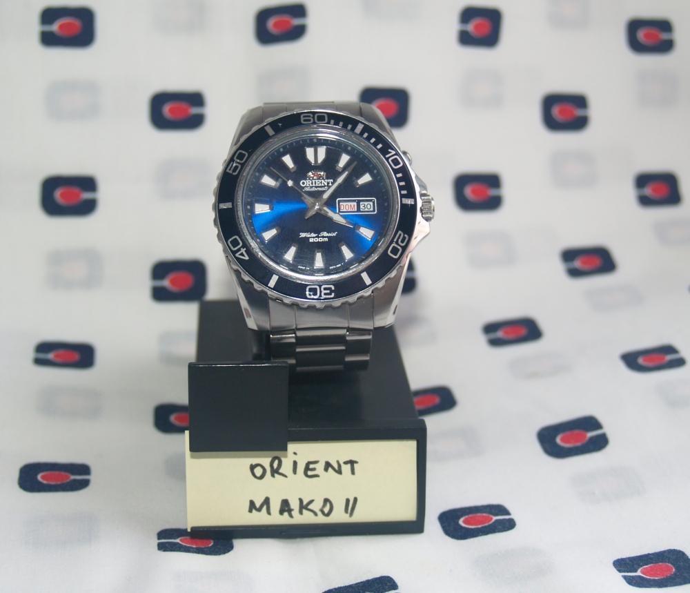Orient Mako II frontal