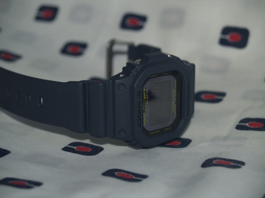 Review Casio GW-M5610 NV-2 Navy – Relojes Asequibles