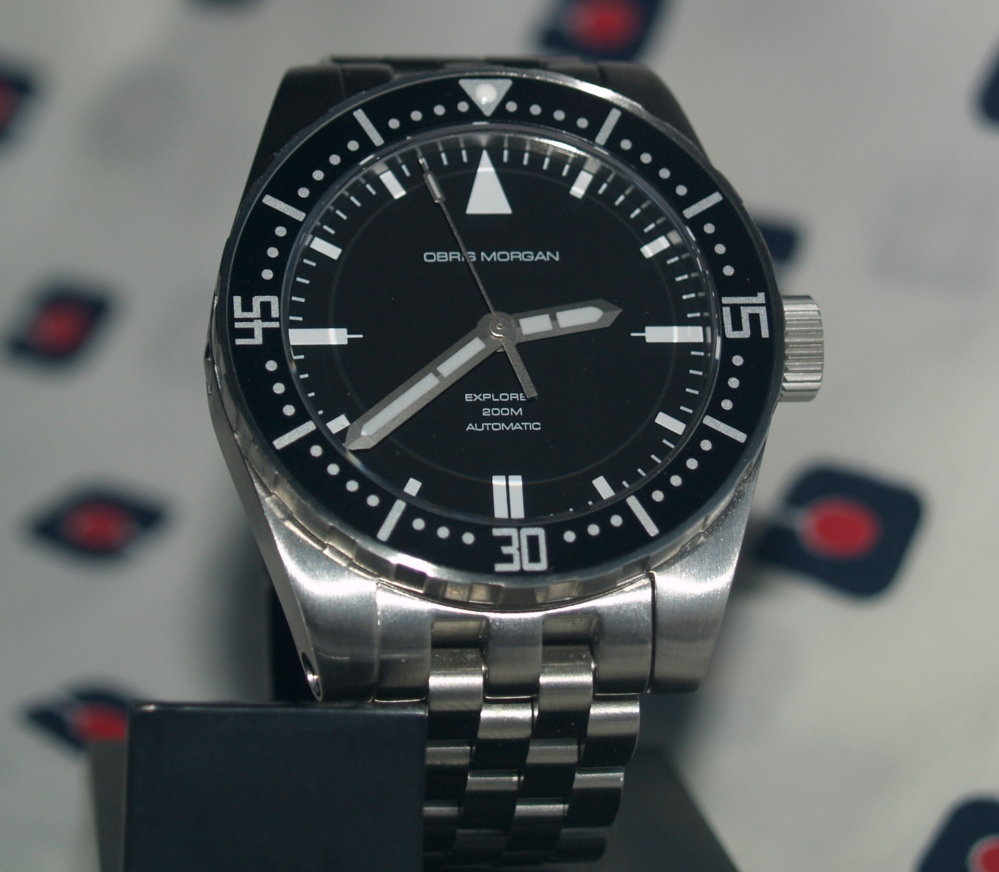 Review Obris Morgan Explorer – Relojes Asequibles
