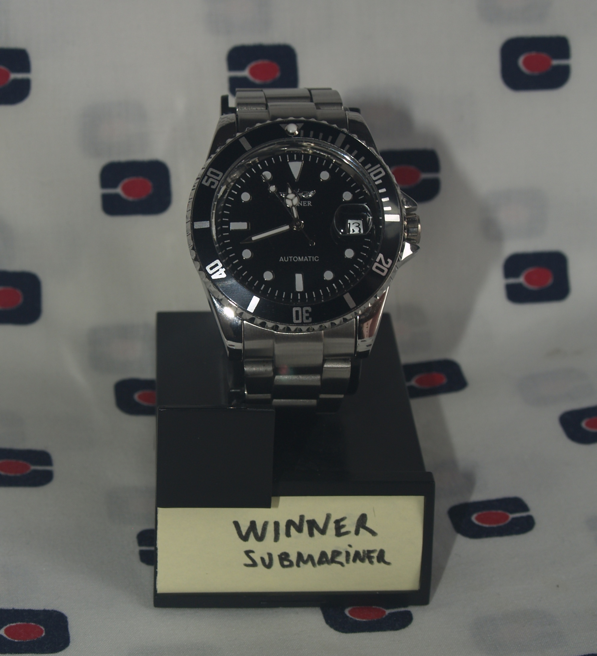 Review Winner Submariner – Relojes Asequibles