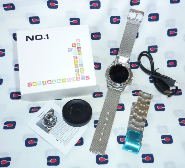 Review No.1 Sun S2 Smartwatch