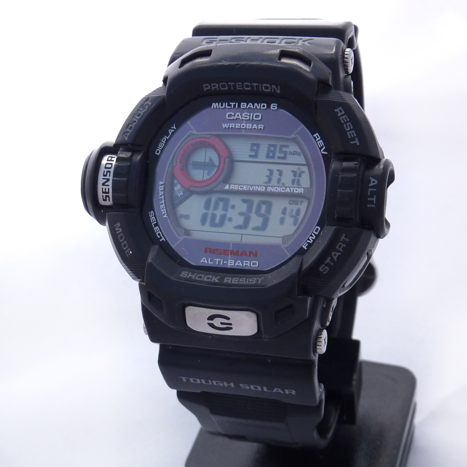 Asequibles Gw9200 Riseman Relojes ReviewCasio – m8wvNn0